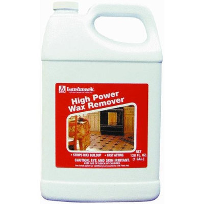 High Power Wax Remover 128 Oz 3204G012 by Lundmark Wax