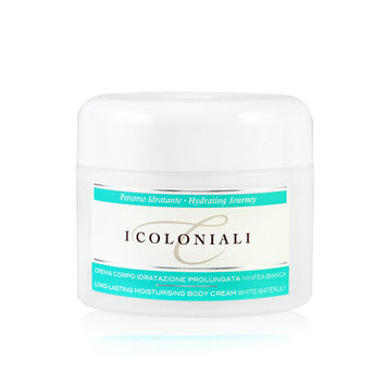 I Coloniali White Waterlily Long-Lasting Moisturising Body Cream