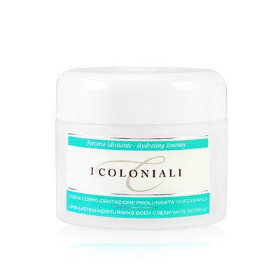 I Coloniali White Waterlily Long-Lasting Moisturising Body Cream