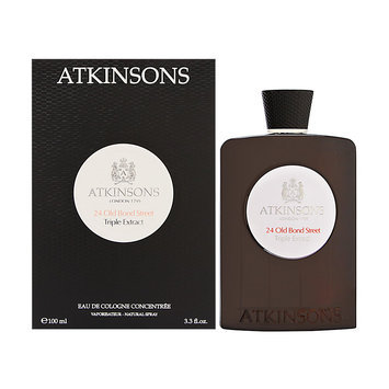 Atkinson's Atkinsons 24 Old Bond Street Triple Extract Cologne 100ml-Colorless