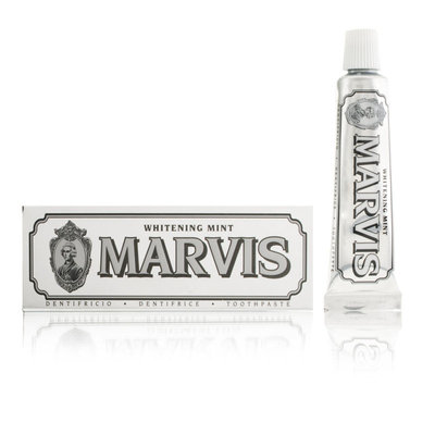 Marvis Travel Sized Toothpaste, Whitening Mint