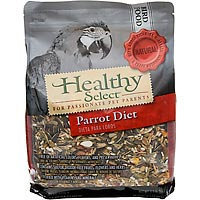 Healthy Select Natural Parrot Diet (3.5 lbs.)