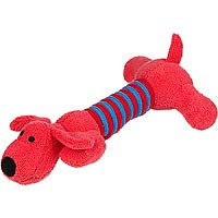 Petco Red Ruff Rope & Terry Dog Toy