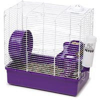 Petco Play House 2-Level Complete Starter Kit for Hamsters (15.5