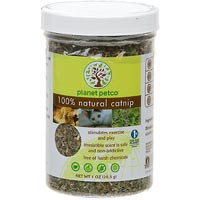 Planet Petco 100% Natural Catnip (1 oz.)