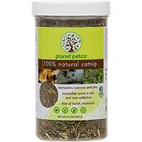 Planet Petco 100% Natural Catnip (2.5 oz.)