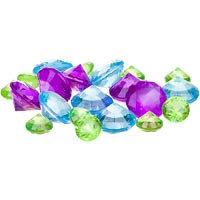 Petco Aquarium Treasure Blue Gems Gravel Accents