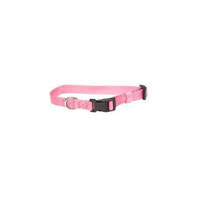 Petco Adjustable Pink Dog Collar, For Necks 14 -20