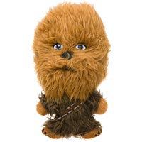 STAR WARS Chewbacca Plush Dog Toy, 10 L X 6 W