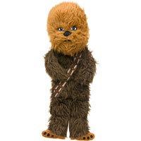 STAR WARS Chewbacca Multi-Squeaker Dog Toy, 20 L X 8 W