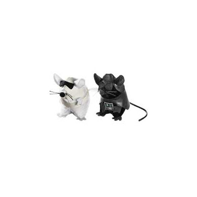 STAR WARS Darth Vader & Stormtrooper Mice Cat Toys, Pack of 2