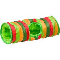 Petco Small Animal Crinkle Tunnel in Stripes, 14