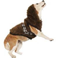 STAR WARS Chewbacca Dog Hoodie, Medium ()