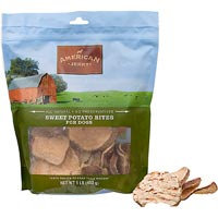 American Jerky Sweet Potato Bites Dog Treats, 16 oz.