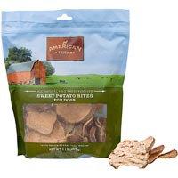 American Jerky Sweet Potato Bites Dog Treats, 16 oz.