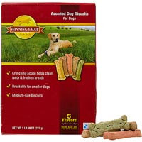 Winning Value Assorted Medium Dog Biscuits, 26 oz.