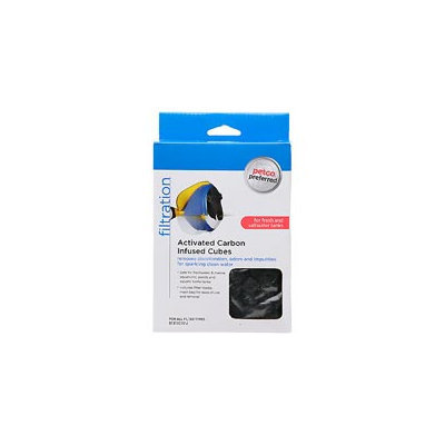 Petco Preferred Activated Carbon Infused Filter Media Cubes, 2