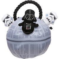 STAR WARS Death Star Dog Pull Toy, 8 L X 8 W X 11 H