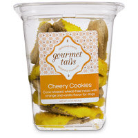 Gourmet Tails Cheery Cookies Dog Treats, 10 oz.