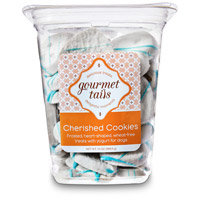 Gourmet Tails Cherished Cookies Dog Treats, 13 oz.