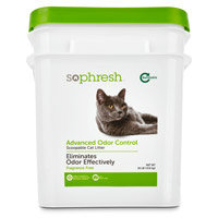 So Phresh Advanced Odor Control Scoopable Fragrance Free Cat Litter, 16 lbs.