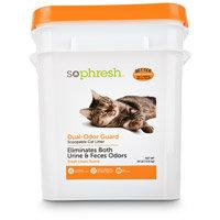 Petco So Phresh Dual Odor Guard Scoopable Cat Litter, 30 lbs.