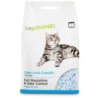 Petco So Phresh Odor-Lock Crystal Cat Litter, 15 lbs.