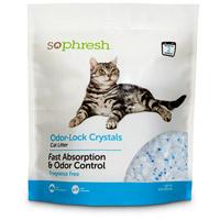 Petco So Phresh Odor-Lock Crystal Cat Litter, 8 lbs.