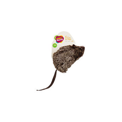 Leaps & Bounds Giant Rat Cat Toy with Catnip, 4 L