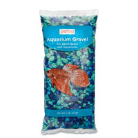 Petco Blue Jean Aquarium Gravel, 1 lb. ()