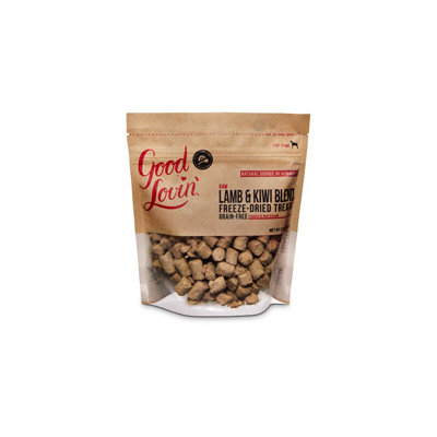 Good Lovin' Raw Lamb & Kiwi Blend Freeze-Dried Dog Treats, 3 oz.