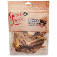 Good Lovin' Chicken Wings Gently Dried Dog Chews, 5 oz.