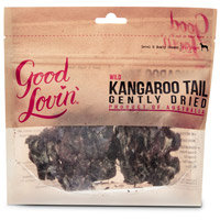 Good Lovin' Kangaroo Tail Gently Dried Dog Treats, 4.94 oz.