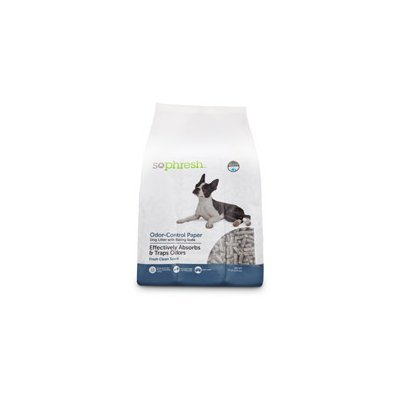 So Phresh Dog Litter with Odor Control Paper, 18 lbs.