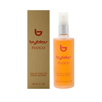 Byblos Fuoco by Byblos for Women 4.0 oz EDT Spray