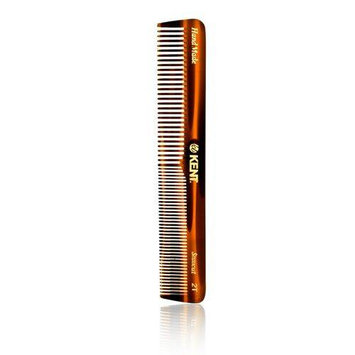 Kent The Handmade Comb 2T - 158mm Coarse and Fine Toothed Comb