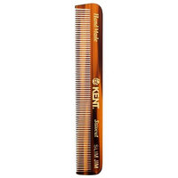 Kent Handmade Comb Slim Jim - 120mm Fine Toothed Men's Pocket Comb