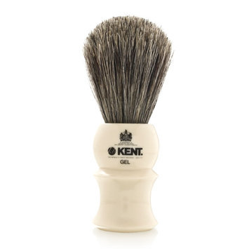 Kent Gel Shaving Brush Model No. VS10