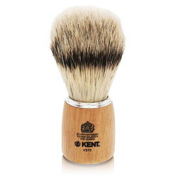 Kent Visage Pour L'Homme Shaving Brush Model No. VS70 - Wood