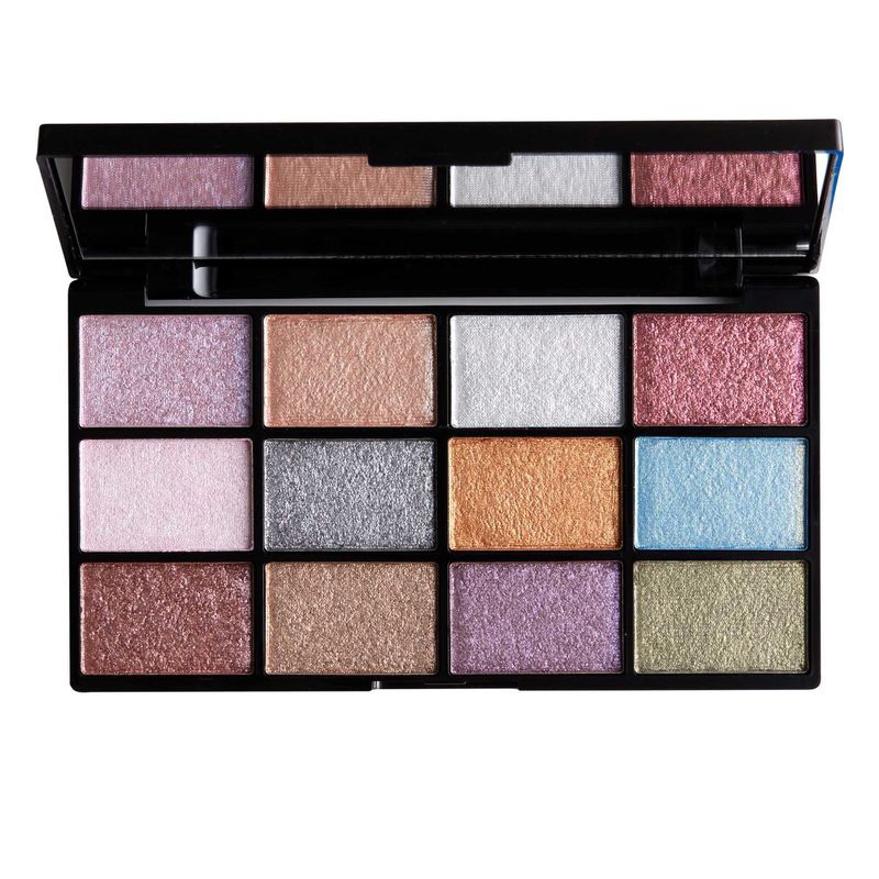 NYX In Your Element Shadow Palette - Metal