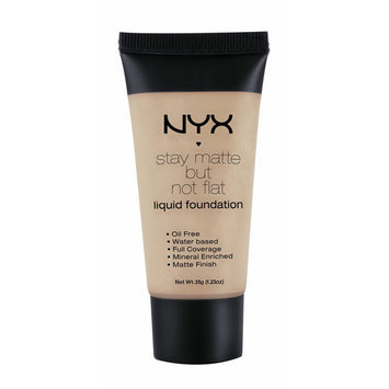 NYX Cosmetics Matte But Not Flat Liquid Foundation