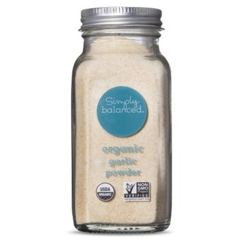 Simply Balanced Organic Granulated Garlic 3.9oz
