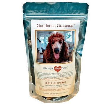 Cherrybrook Goodness Gracious Hula Lula Chicken Jerky Treats 5oz