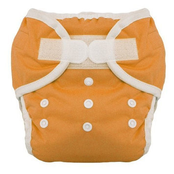 Thirsties Duo Diaper, Mango, Size One (6-18 lbs) (Discontinued by Manufacturer)