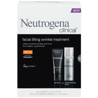 Neutrogena® Clinical Facial Lifting Wrinkle Treatment