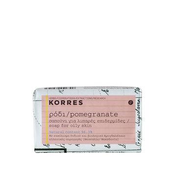 KORRES Pomegranate Soap For Oily Skin