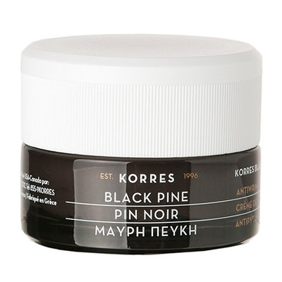 KORRES Black Pine Firming, Lifting & Antiwrinkle Night Cream