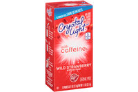 Crystal Light With Caffeine Wild Strawberry On The Go Drink Mix