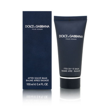 D & G Dolce Gabbana for Men 3.4 oz After Shave Balm