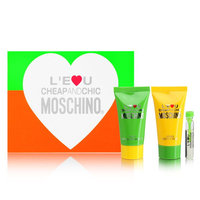 L'eau Cheap and Chic by Moschino for Women Sampler Kit